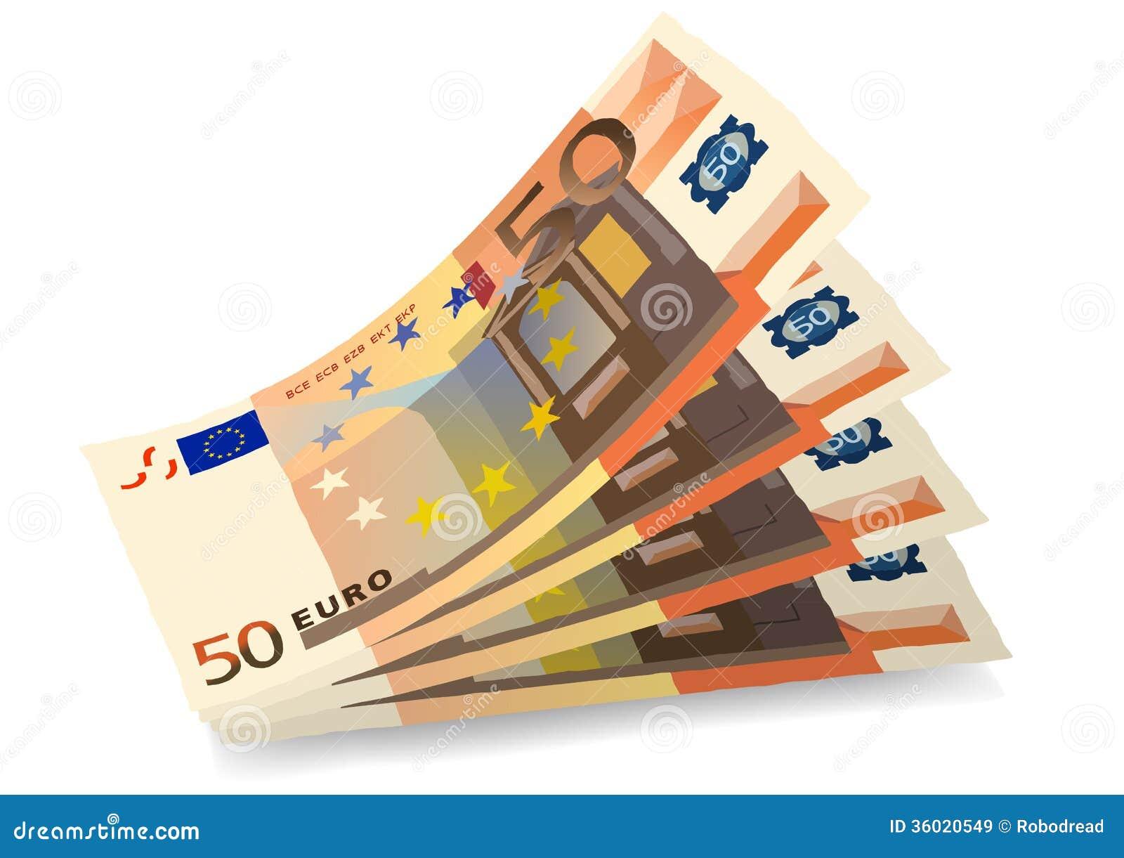 Euro femtio