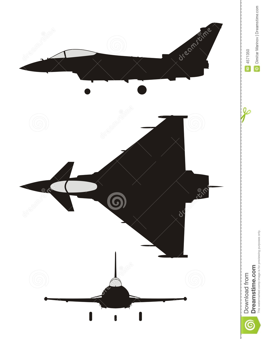 euro fighter stock photo image 4571350