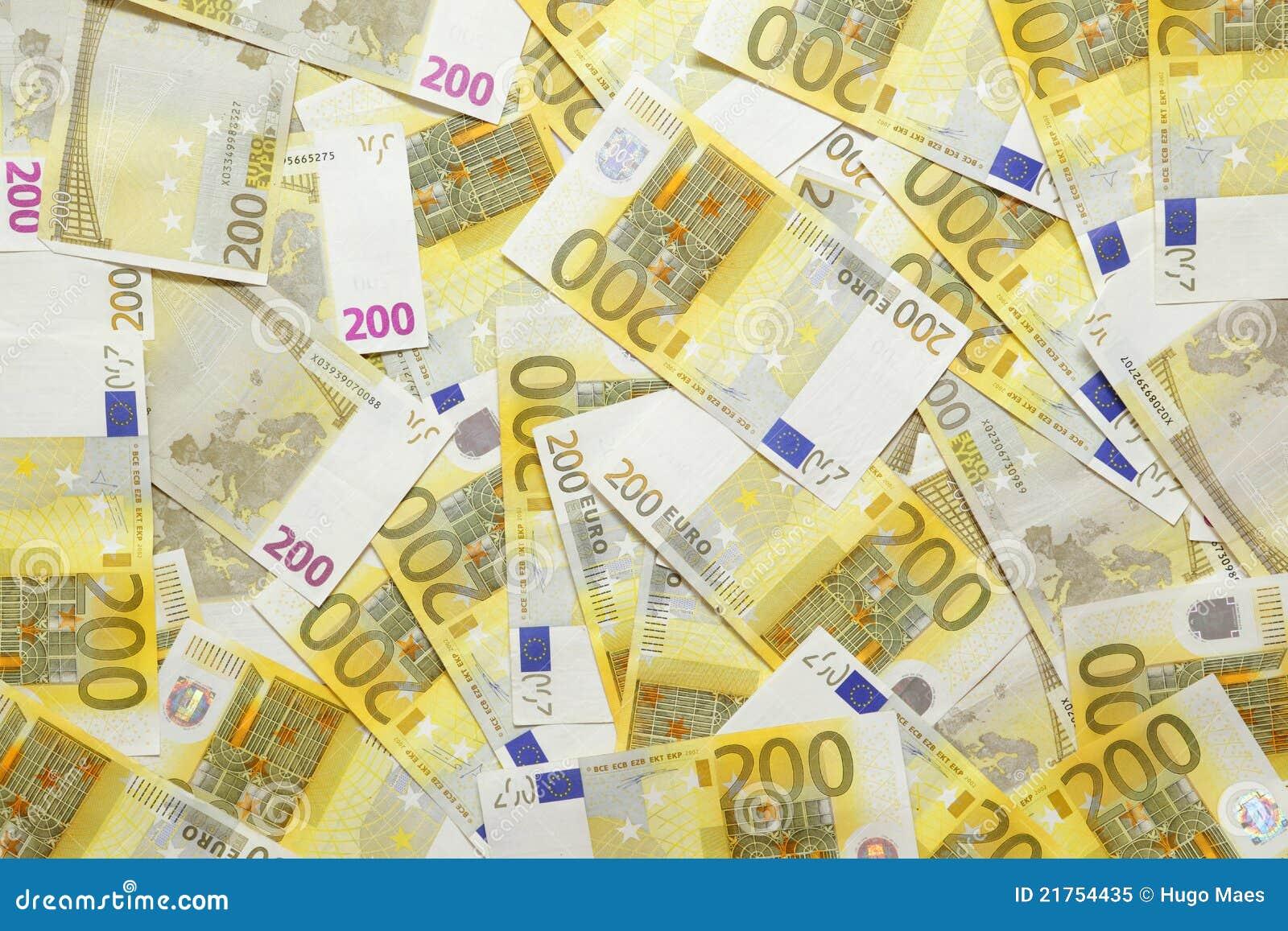 euro fond de billets de banque image stock image du cent groupe 21754435. Black Bedroom Furniture Sets. Home Design Ideas