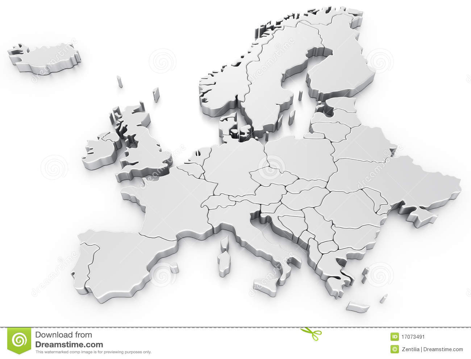 Euro kaart