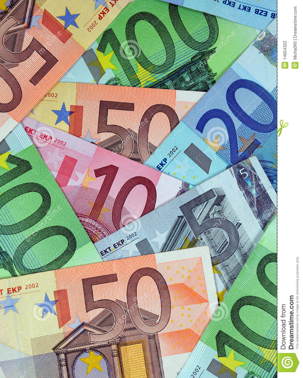 Euro Money Wallpaper Stock Photo Image Of Savings Euro