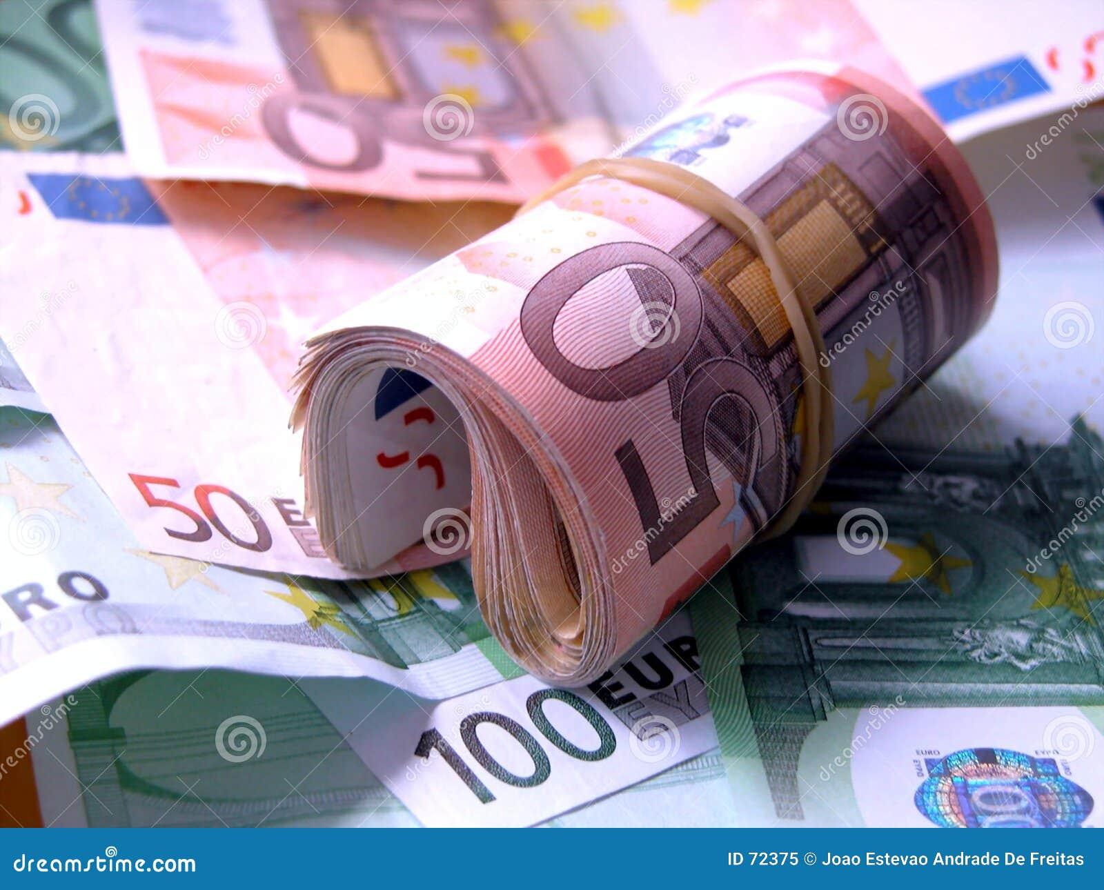 Euro- notas