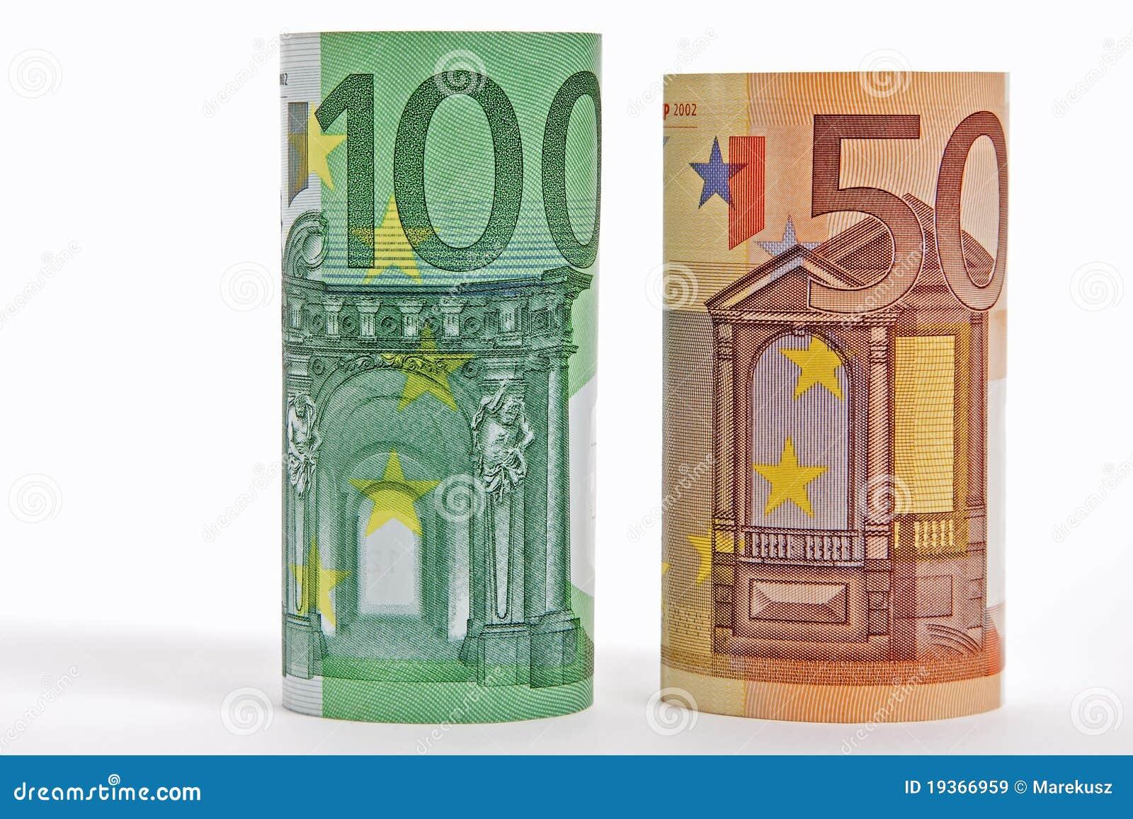 Euro- notas de banco