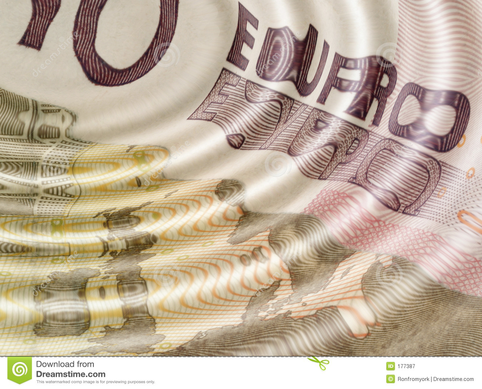 Euro ondulations