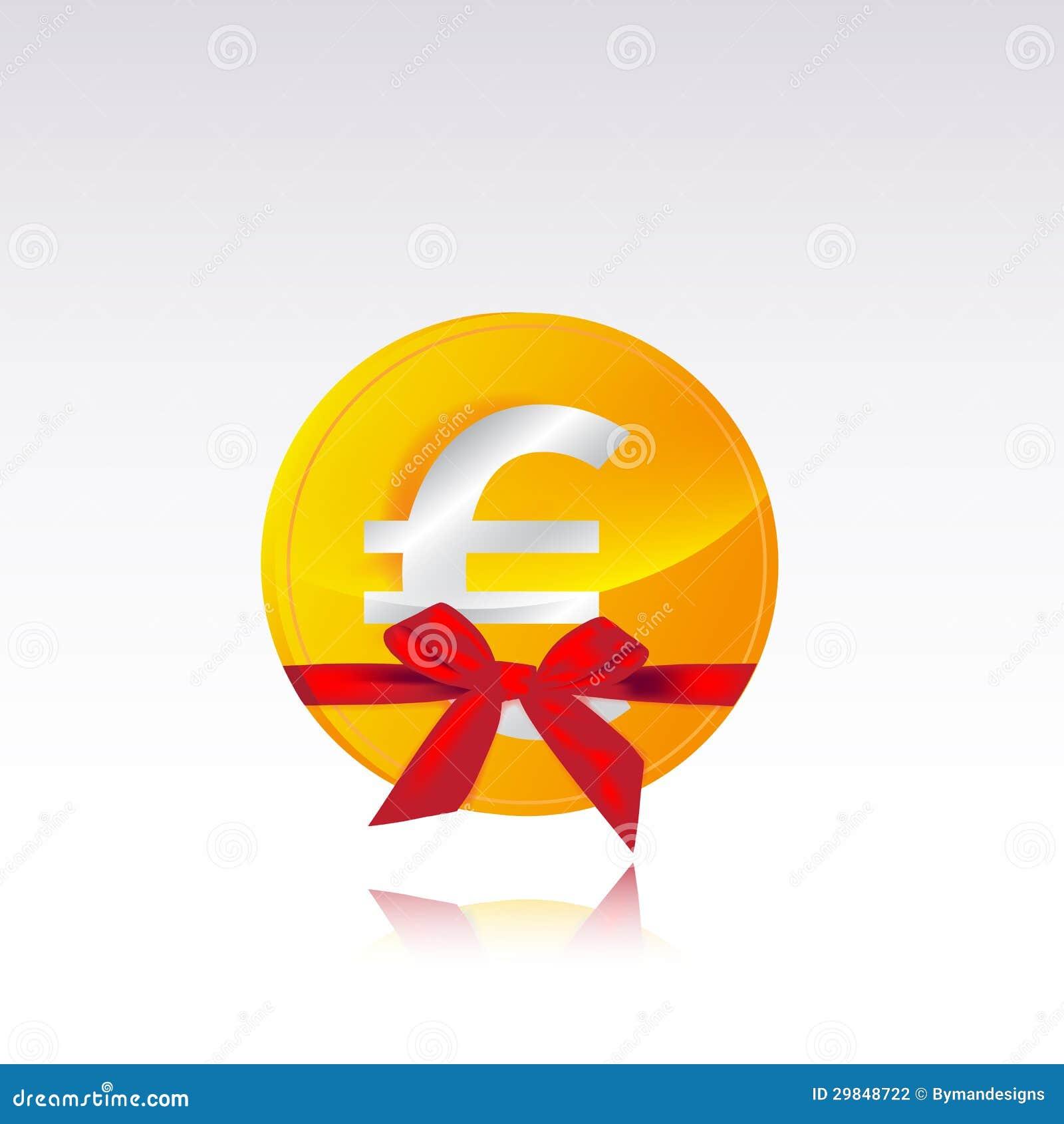 Euro- presente da moeda