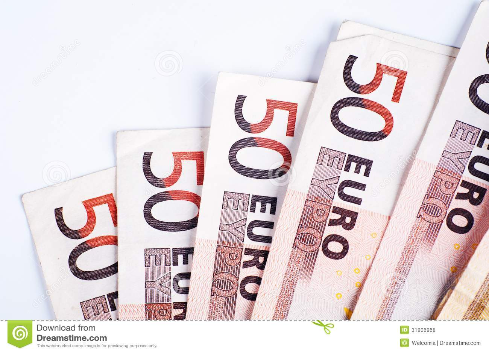 50 euro rachunków