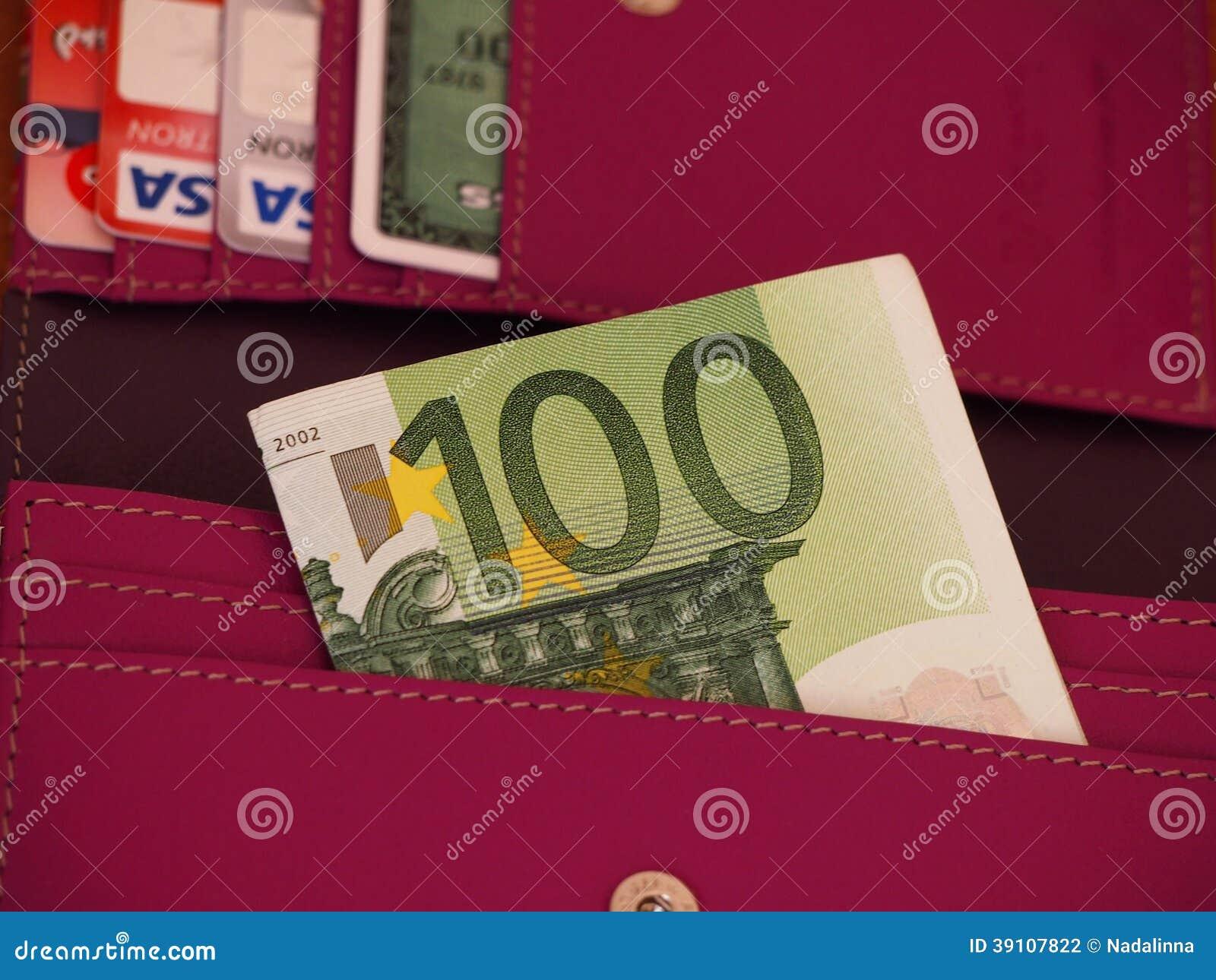 100 euro rekening en creditcards