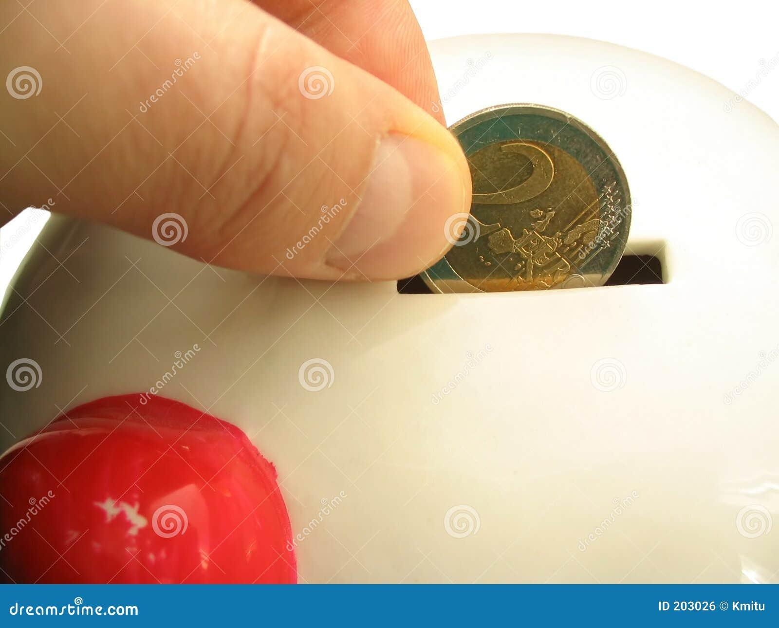 Euro risparmio dei soldi