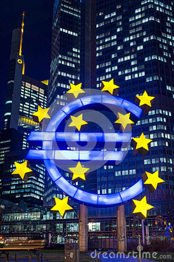 The European Central Bank and monetary policy in the euro zone