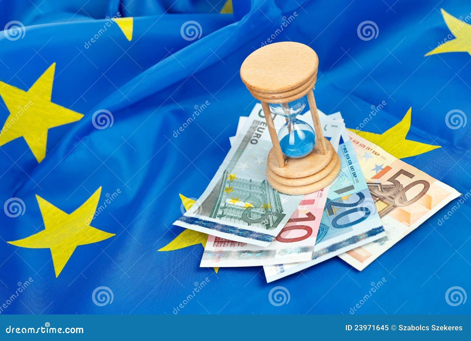 Euro tracił ważność