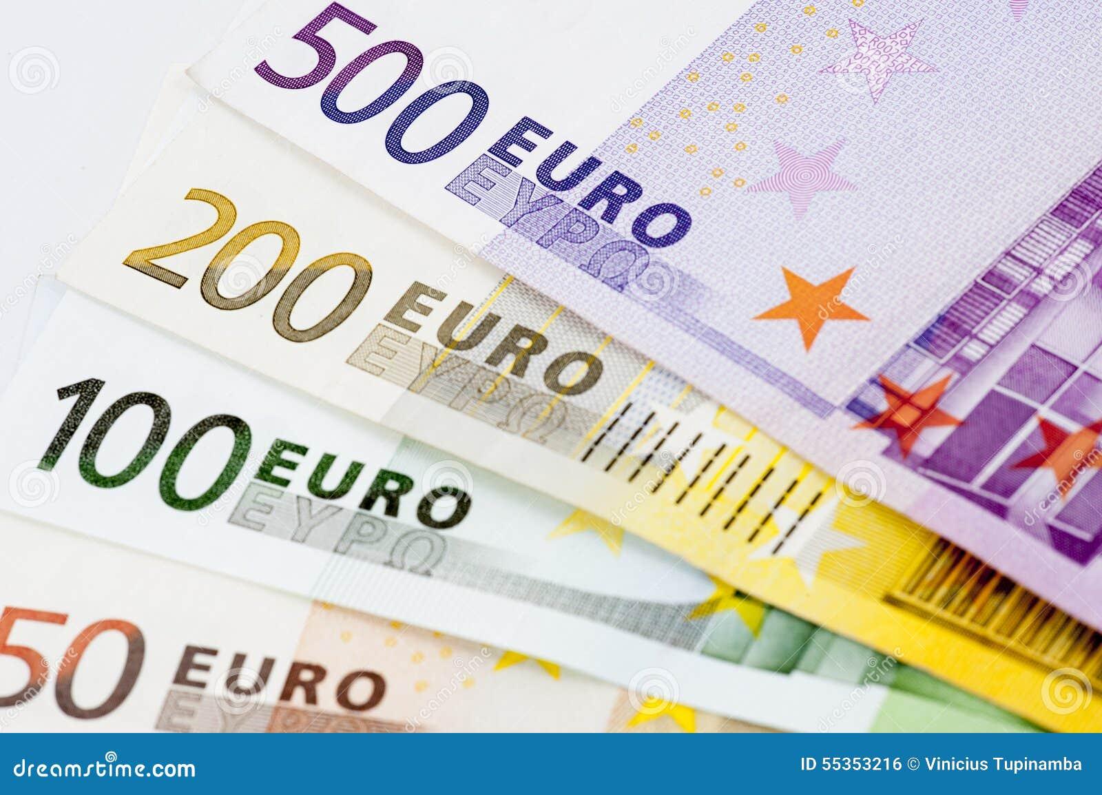 Euro valute