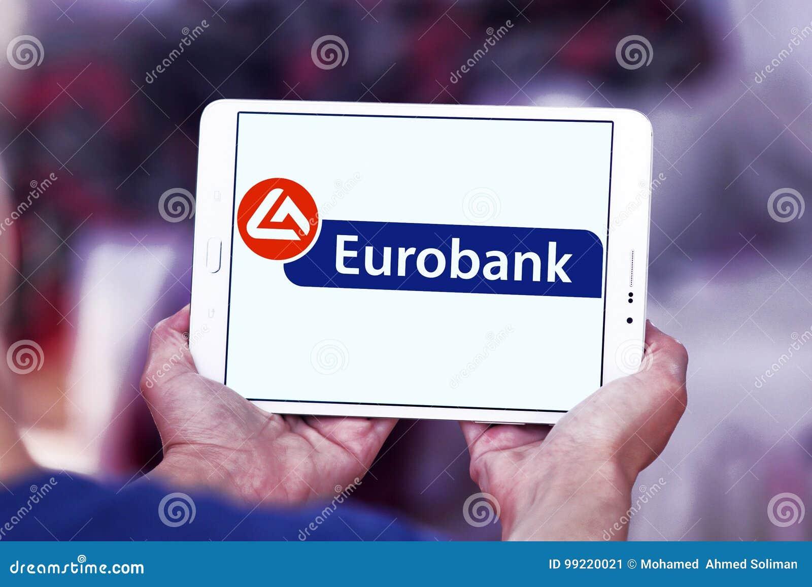 Eurobank embleem
