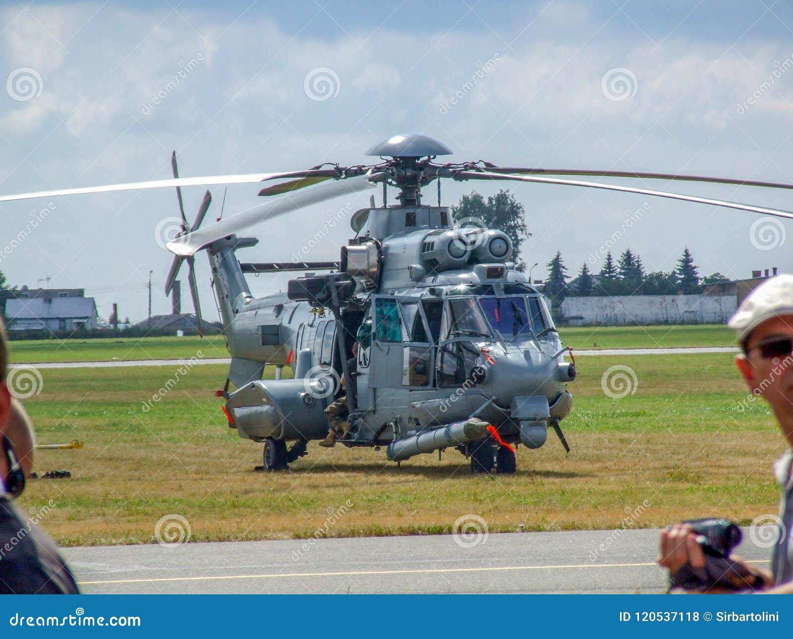 Eurocopter EC 725 wojskowego helikopter dla Polskiego wojska
