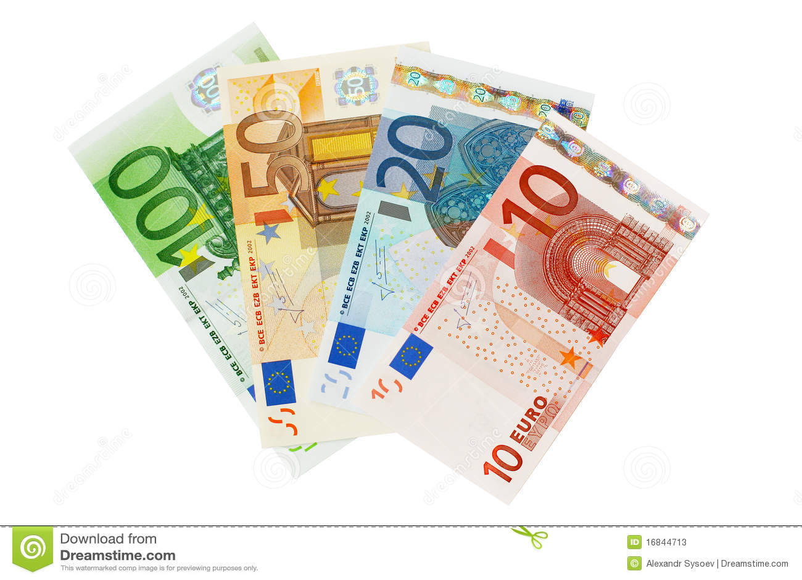 Eurogeldbanknoten