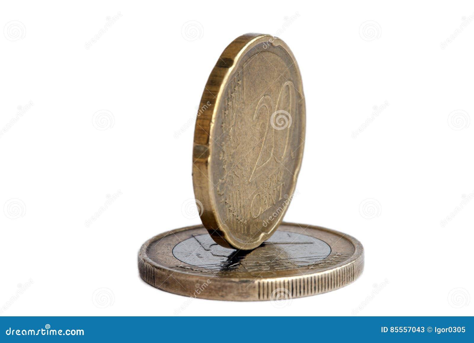 Eurogeldmünze