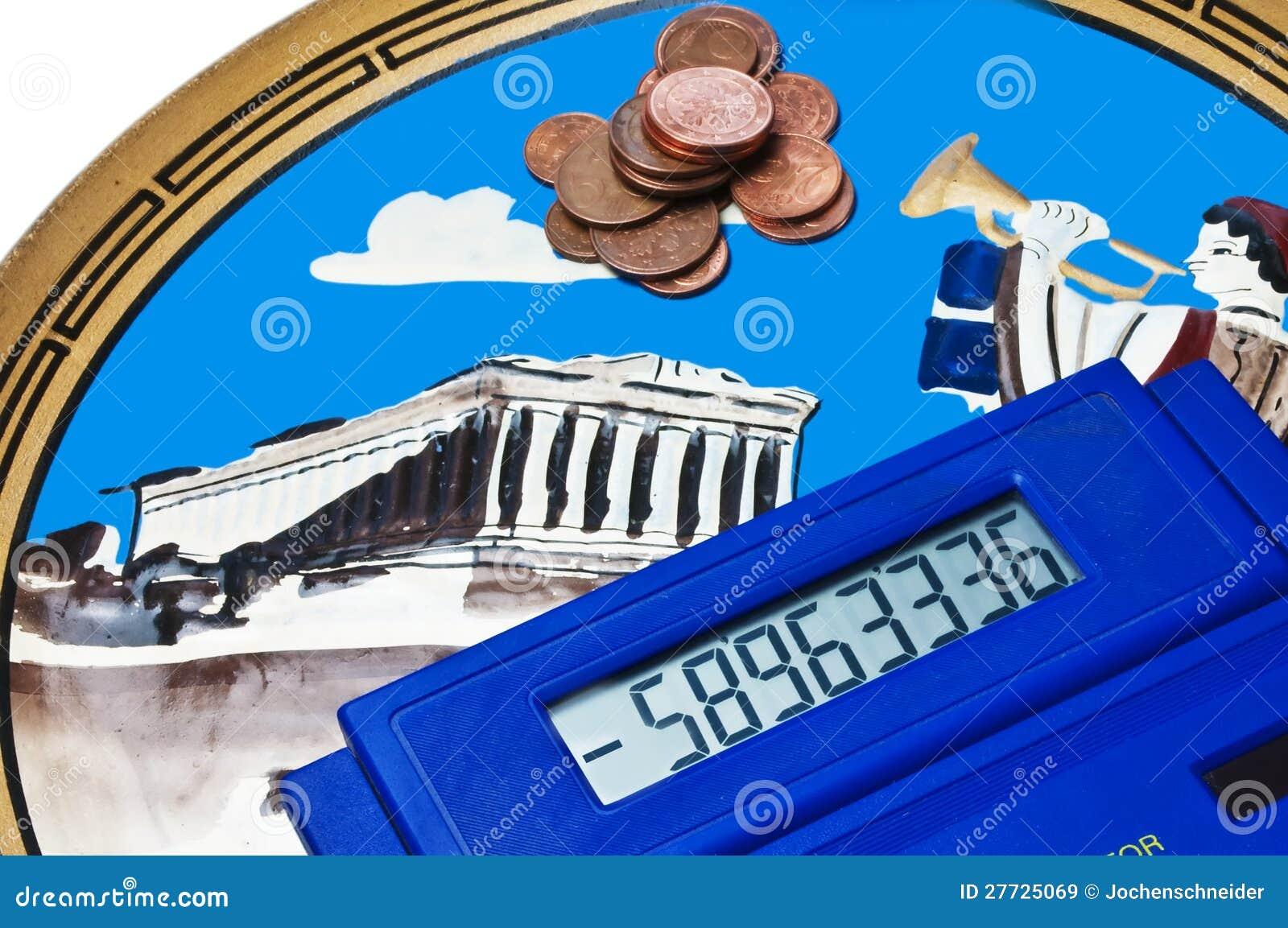 Eurokrise auf Griechen
