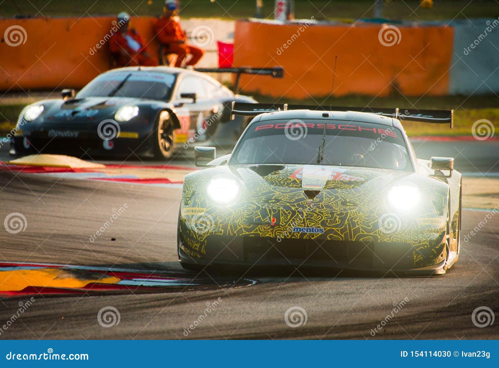 Europäer-Le Mans Reihe - 4Hours von Barcelona