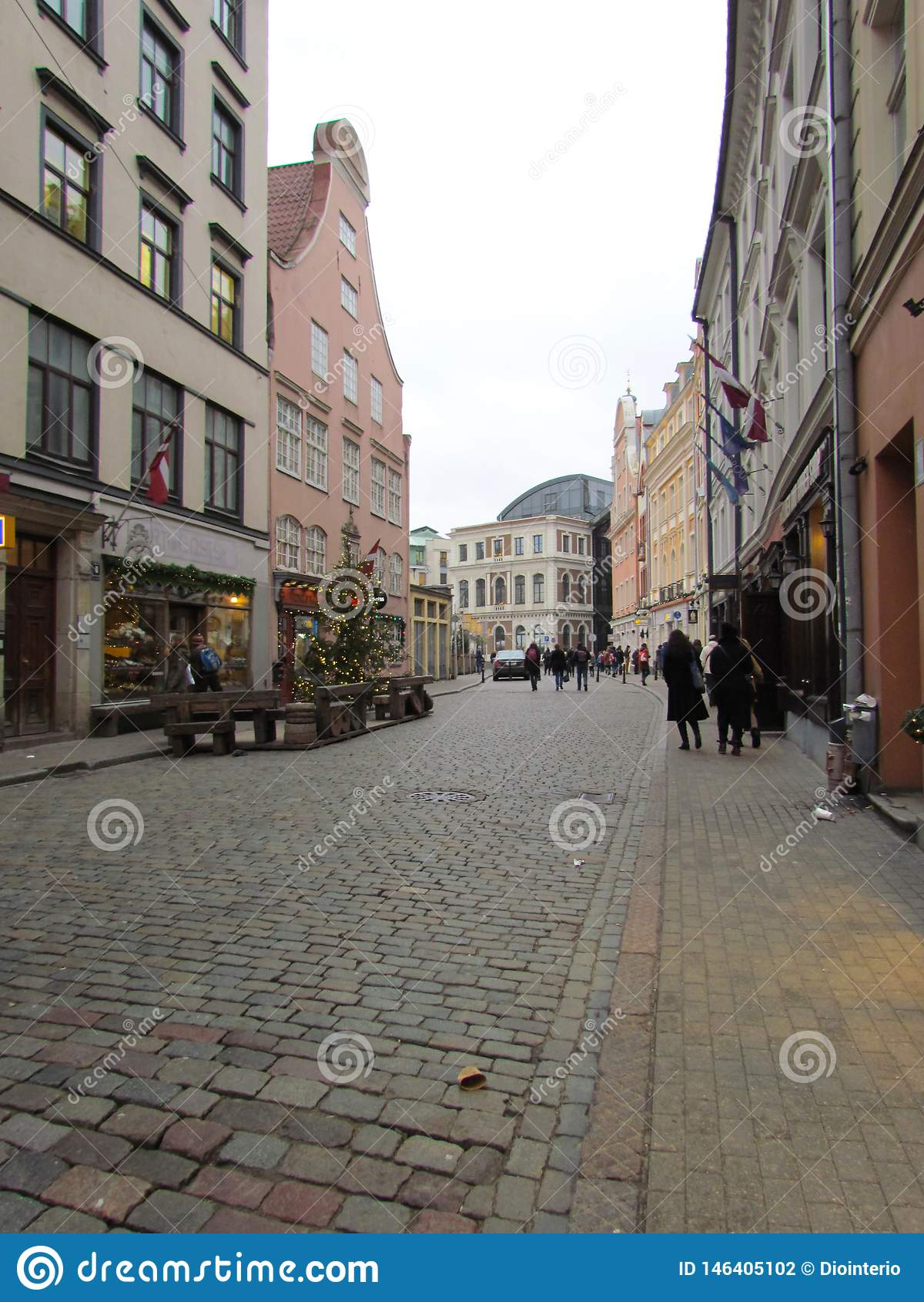 Europ?ische Stadt Riga, Lettland