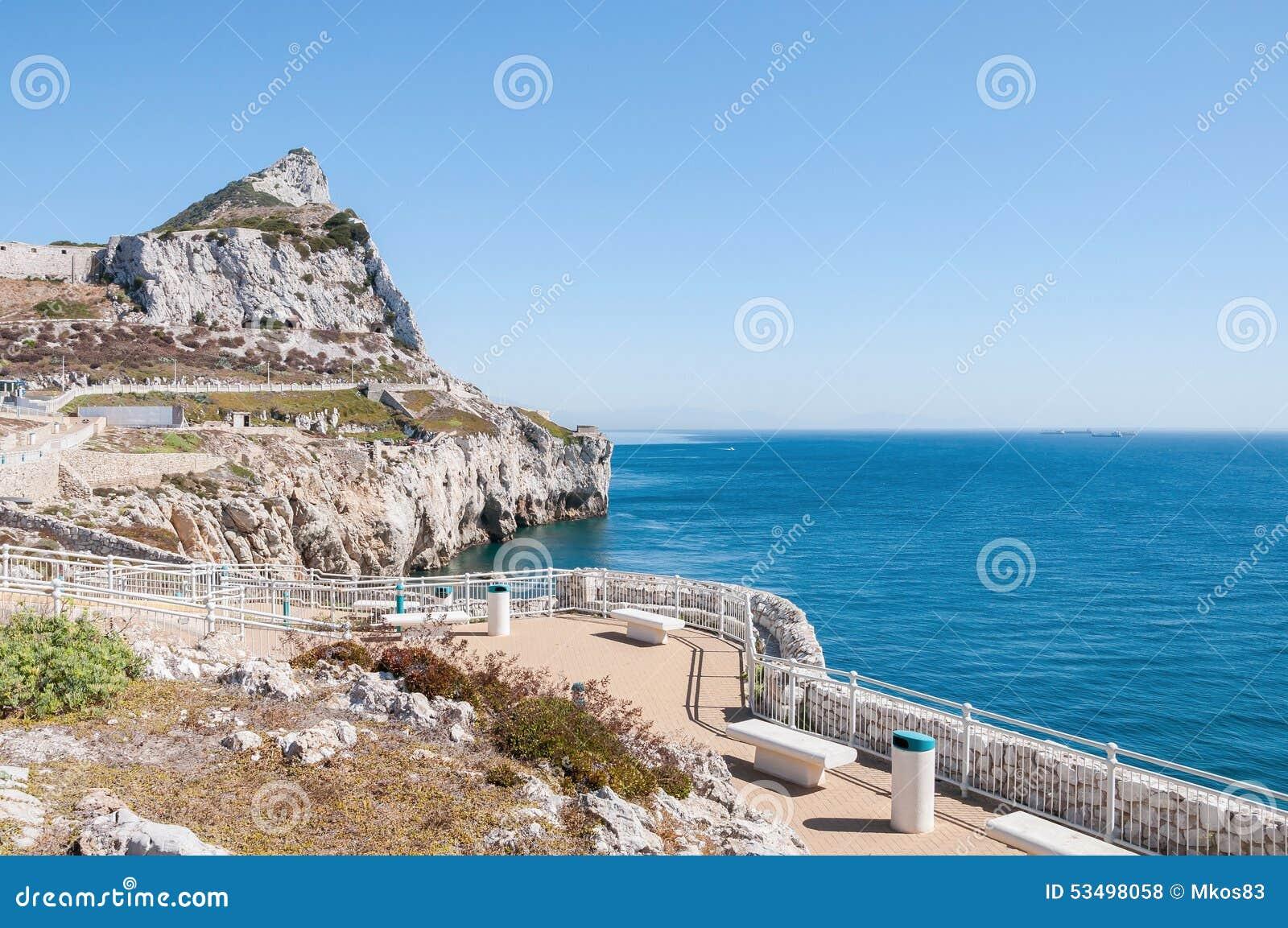 Europa-Punkt auf Gibraltar