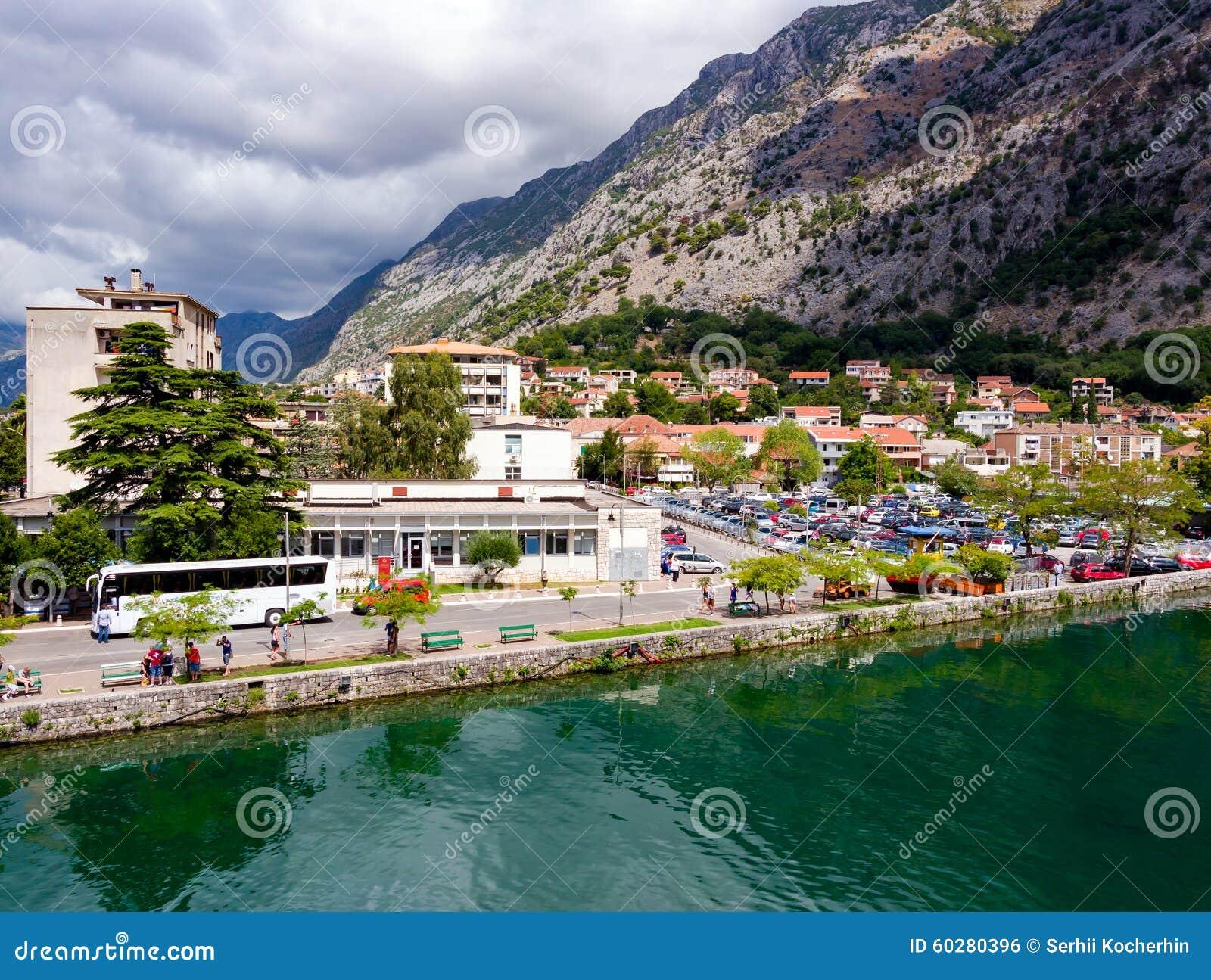Europa vieja Sity Kotor