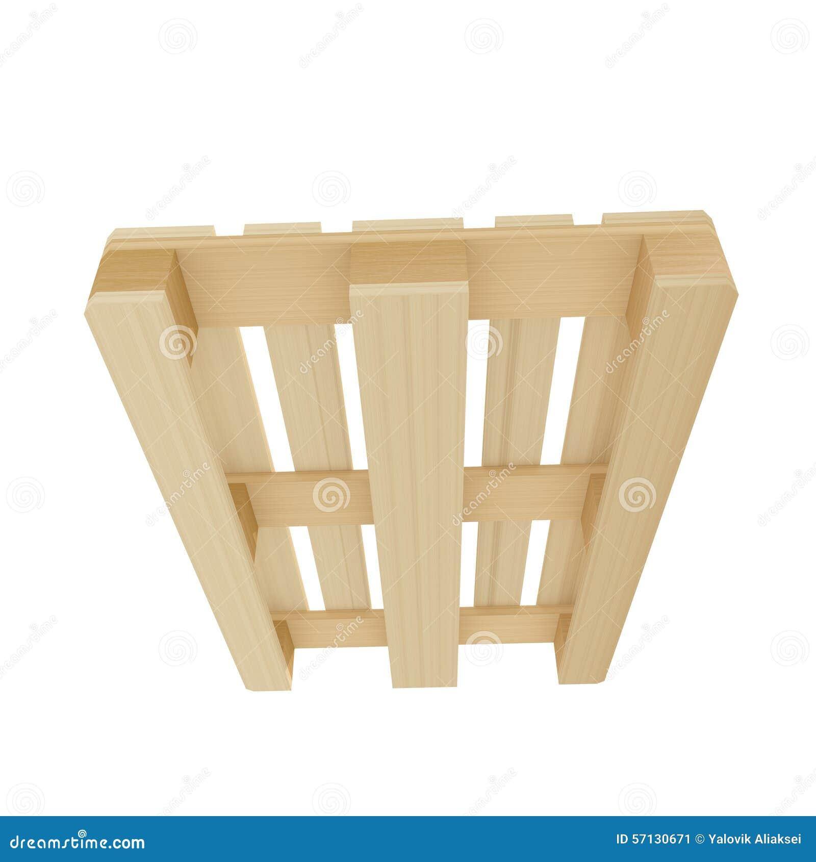 europalette stock abbildung illustration von logistisch 57130671. Black Bedroom Furniture Sets. Home Design Ideas