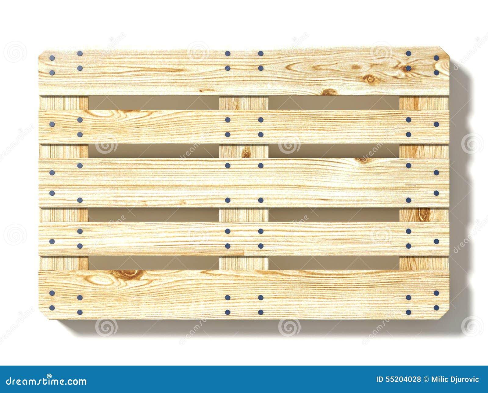 europalette beschneidungspfad eingeschlossen stock abbildung bild 55204028. Black Bedroom Furniture Sets. Home Design Ideas