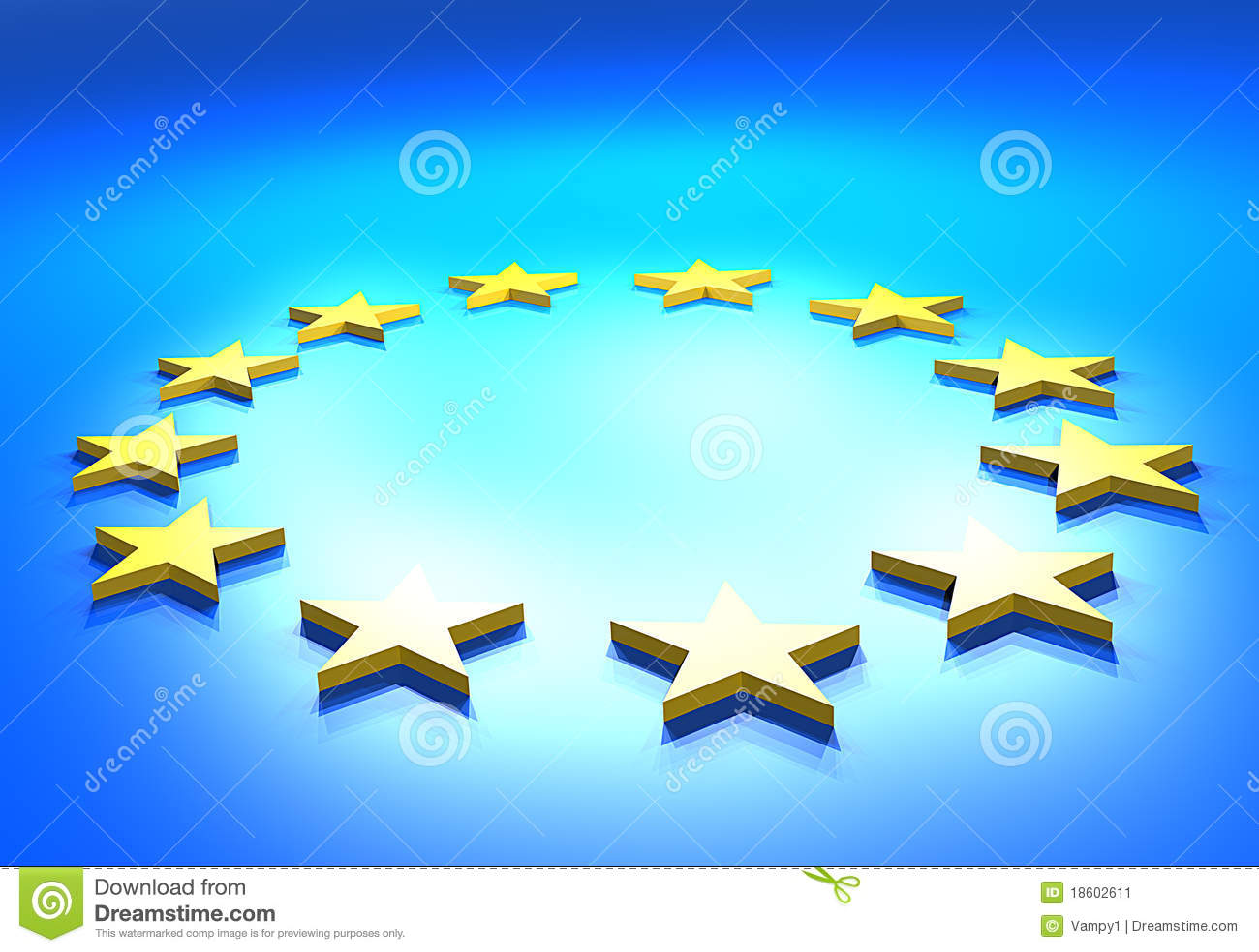 Europe flaga