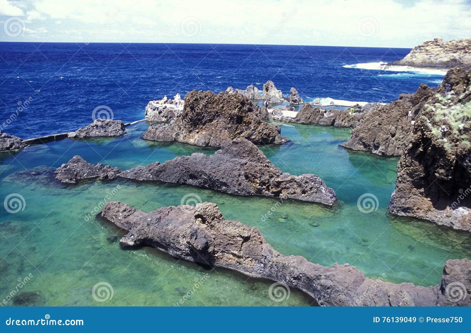 Funchal to porto moniz