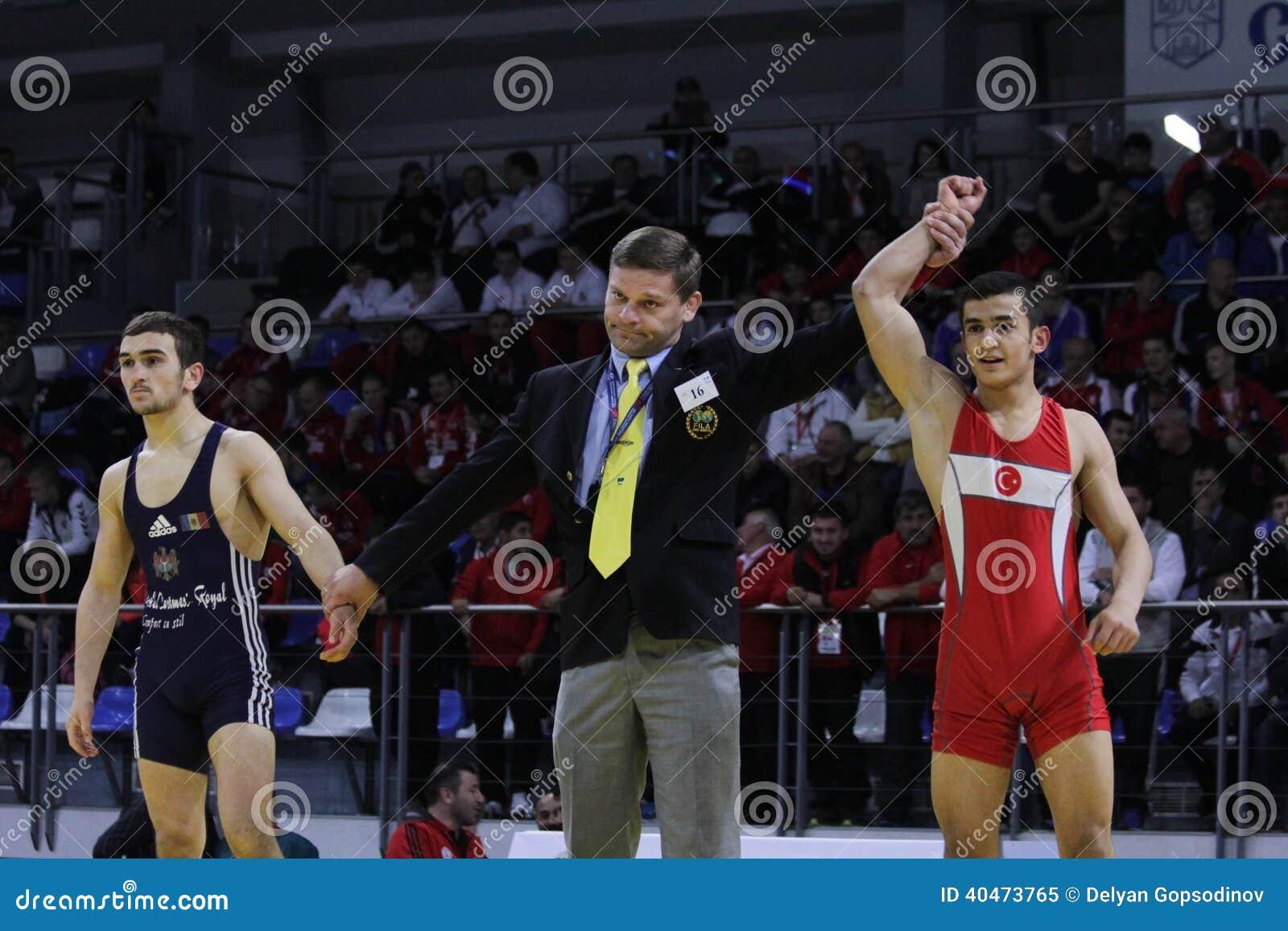 2014 European cadet wrestling championship