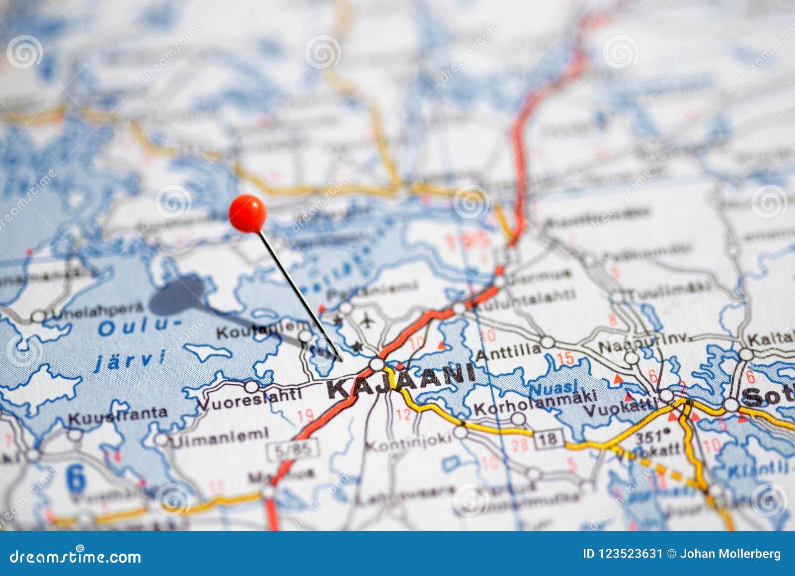 Sweden Stockholm 07 April 2018 European Cities On Map Series