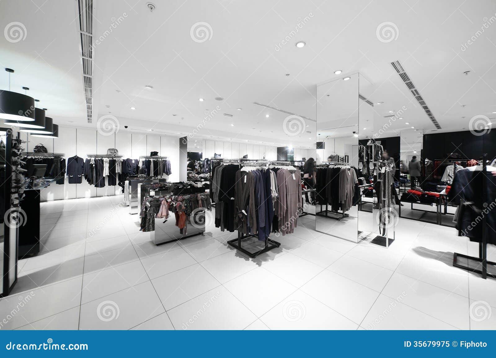 Anthology clothing store