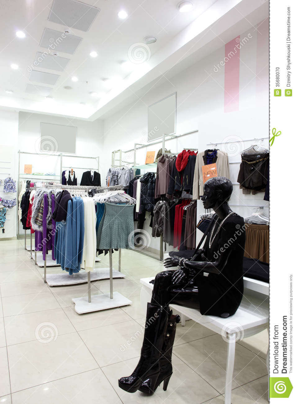 European clothing stores online