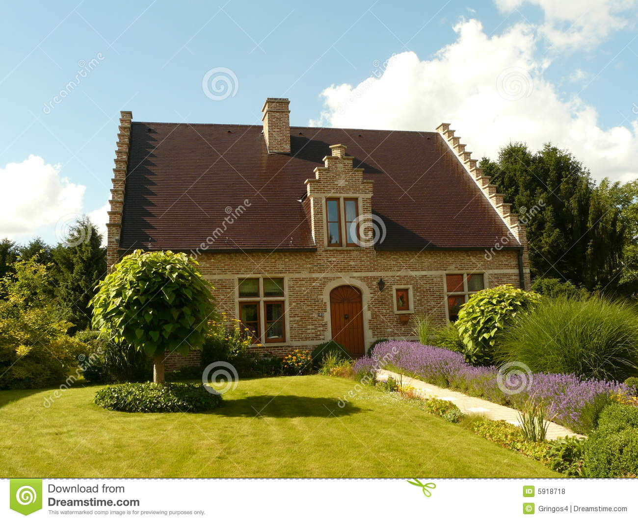 European house exterior royalty free stock photos image for European house
