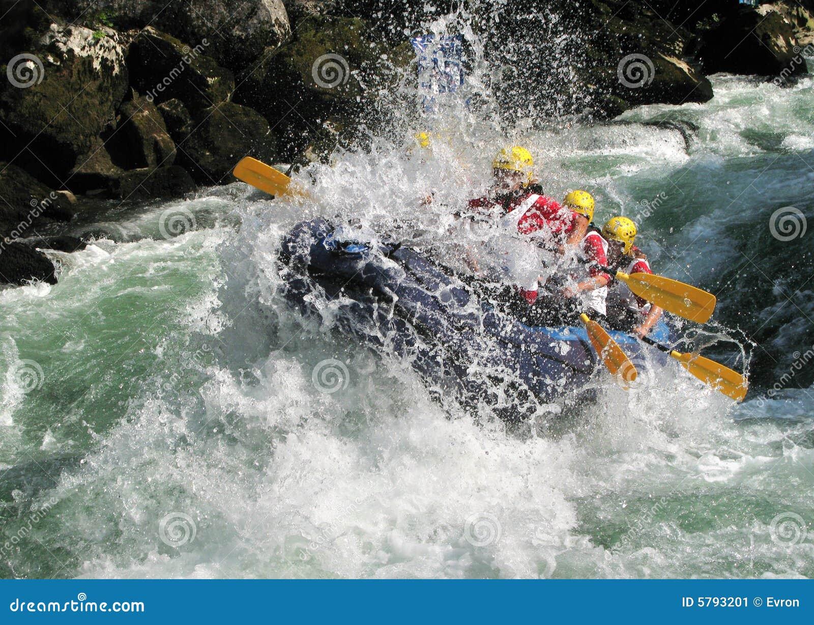 European rafting championship R6