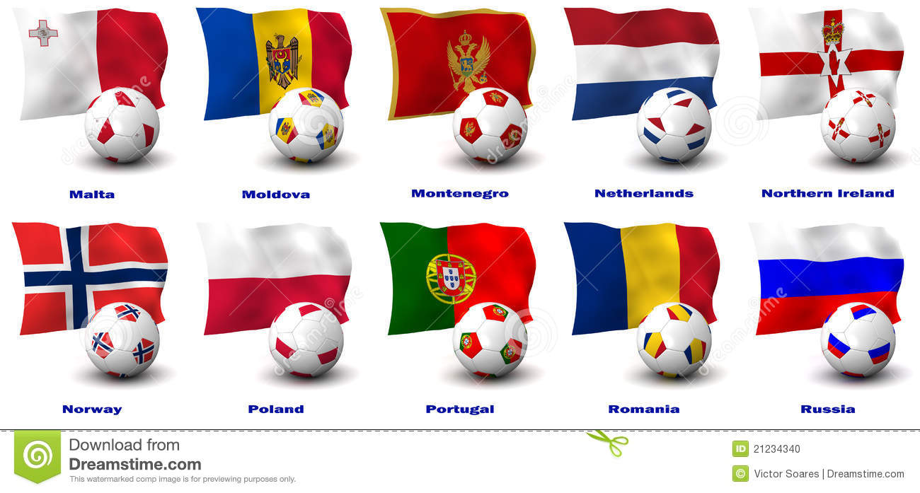 european football nations