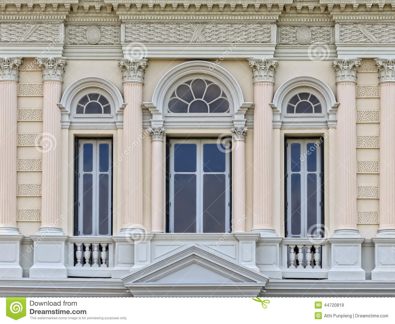 European style arch window stock image image of colonial for European style windows