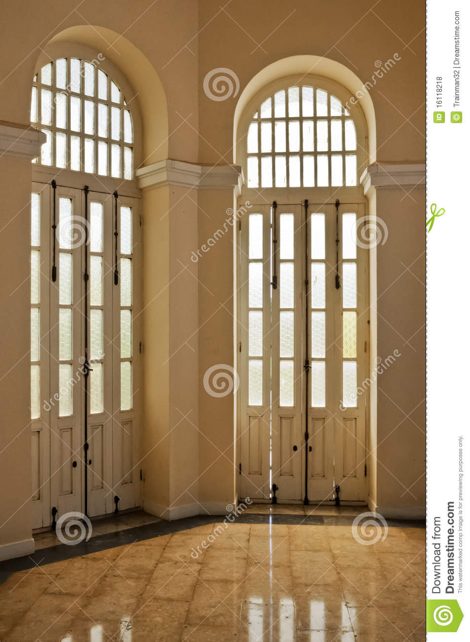 European Style Door Royalty Free Stock Photos Image