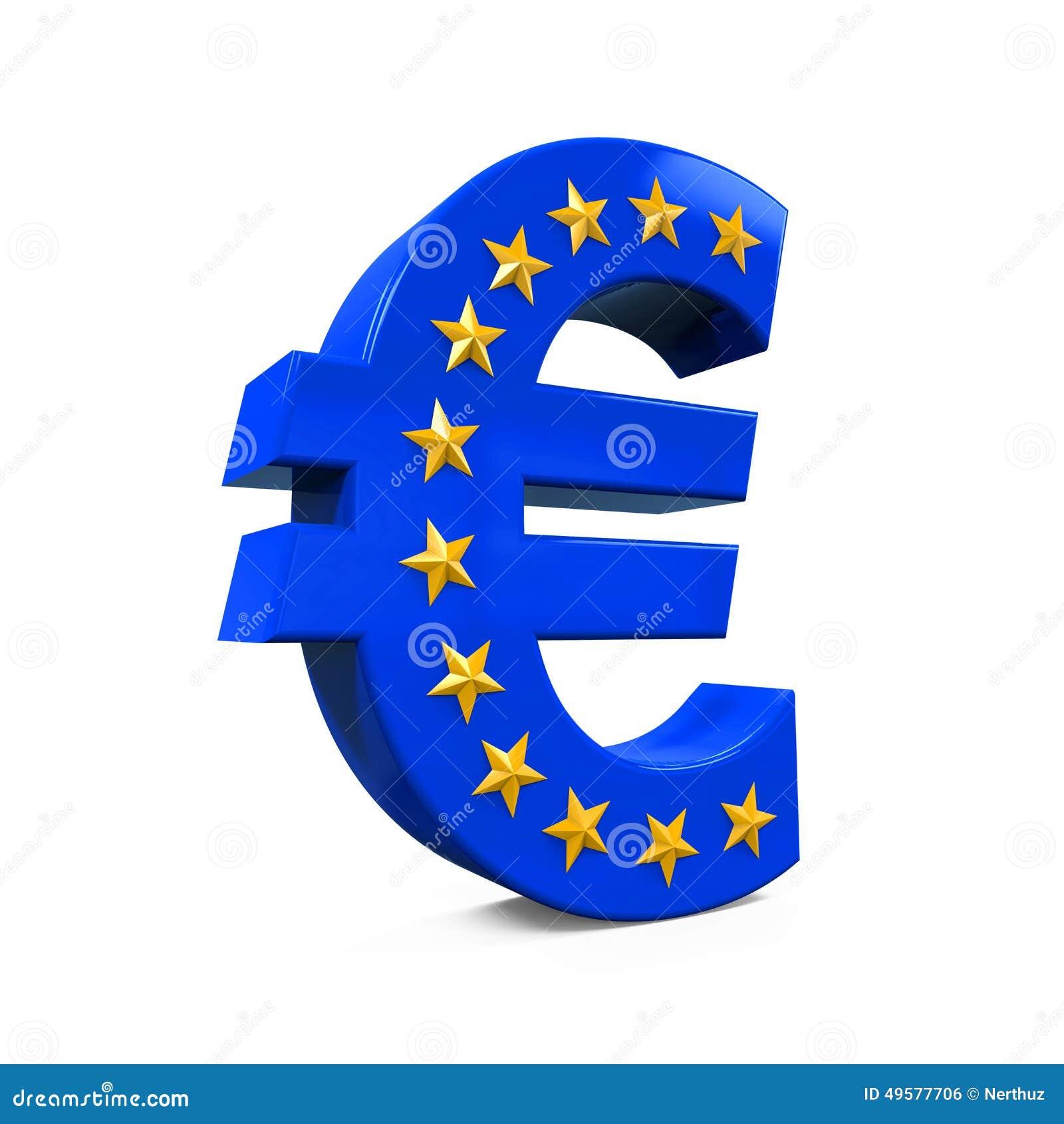 european union symbol stock illustration image of