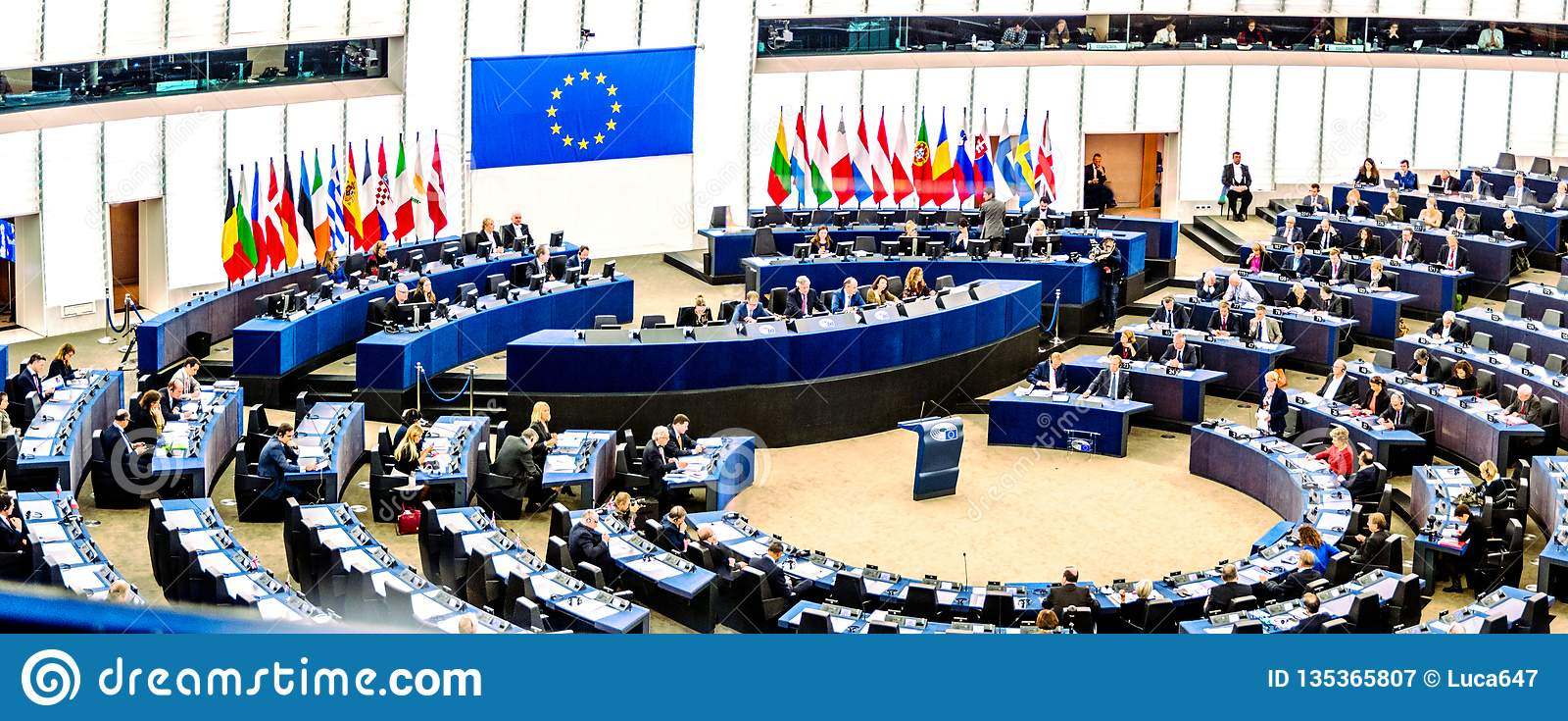 Europeisk parlament strasbourg