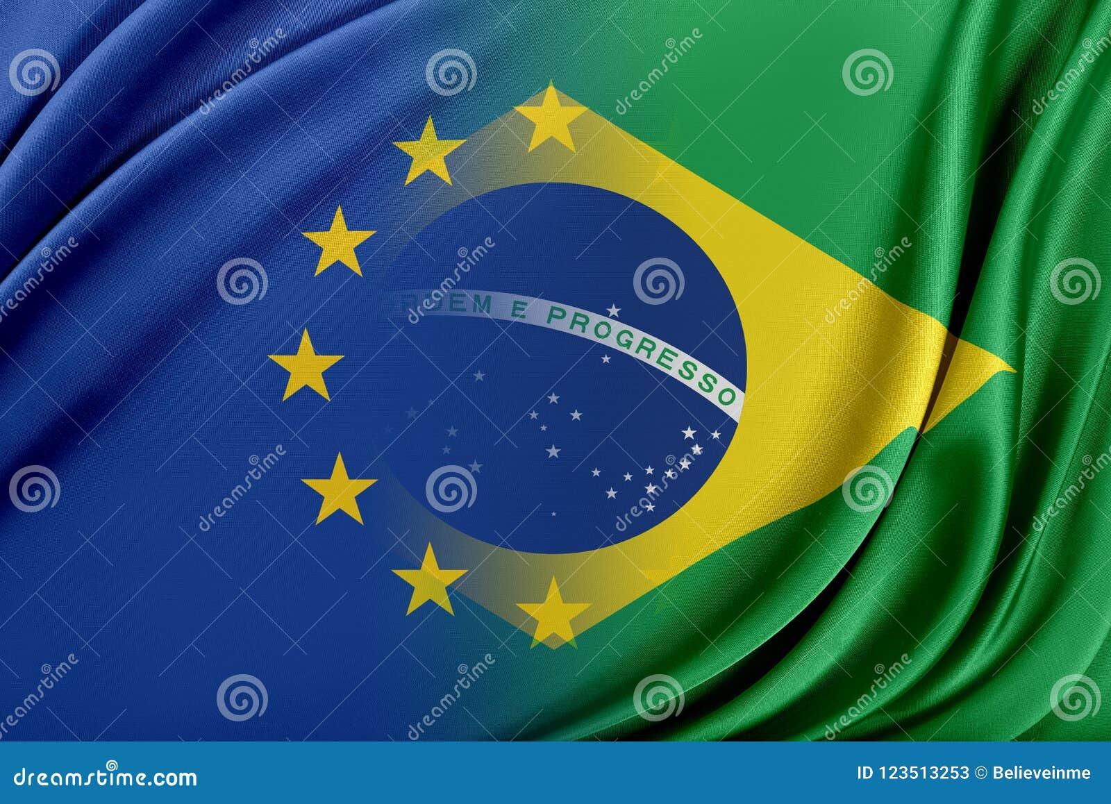 Europeisk union och Brasilien Begreppet av förhållandet mellan EU och Brasilien