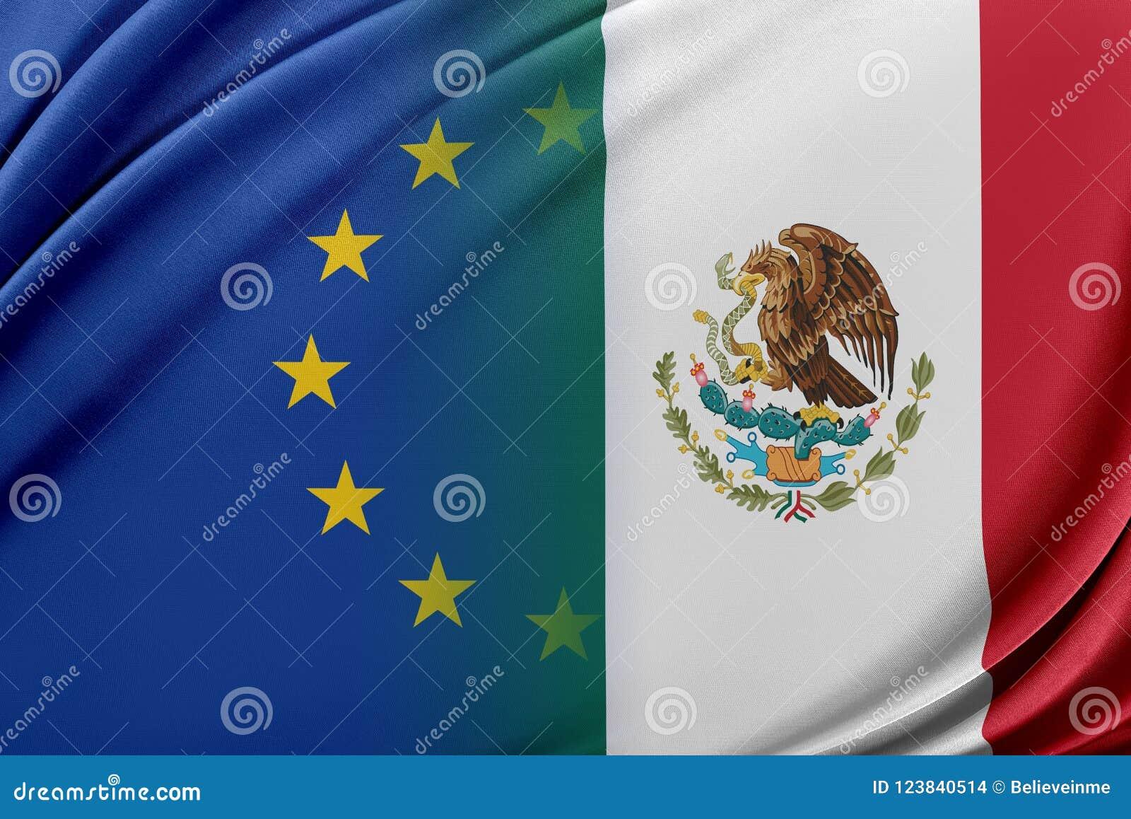 Europeisk union och Mexico Begreppet av förhållandet mellan EU och Mexico
