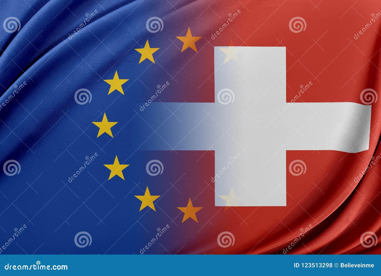 Europeisk union och Schweiz Begreppet av förhållandet mellan EU och Schweiz