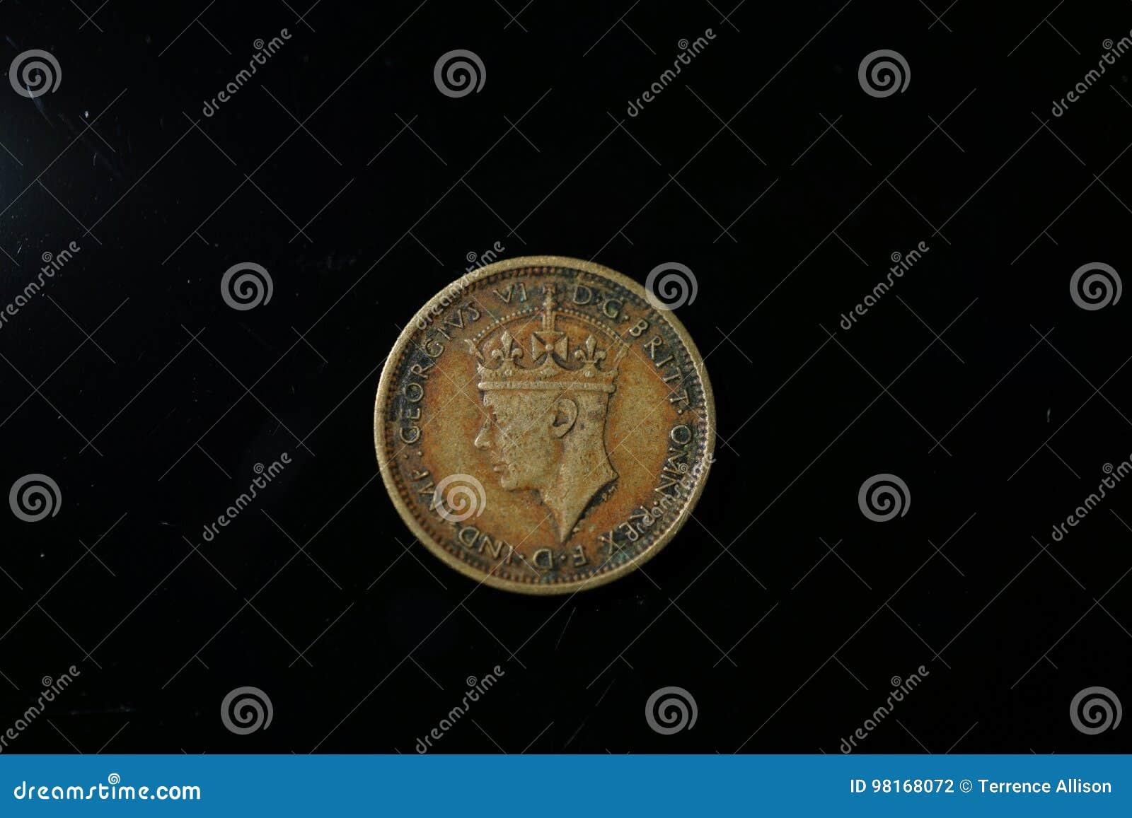 Europeiskt mynt för tappning