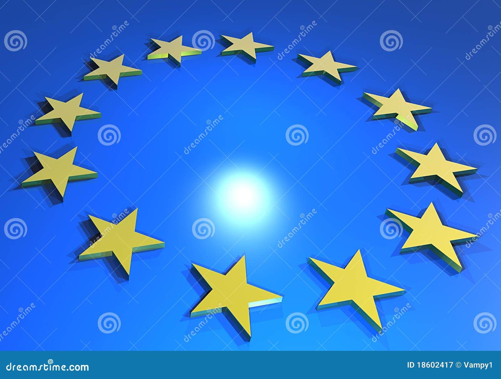 Europejczyk flaga
