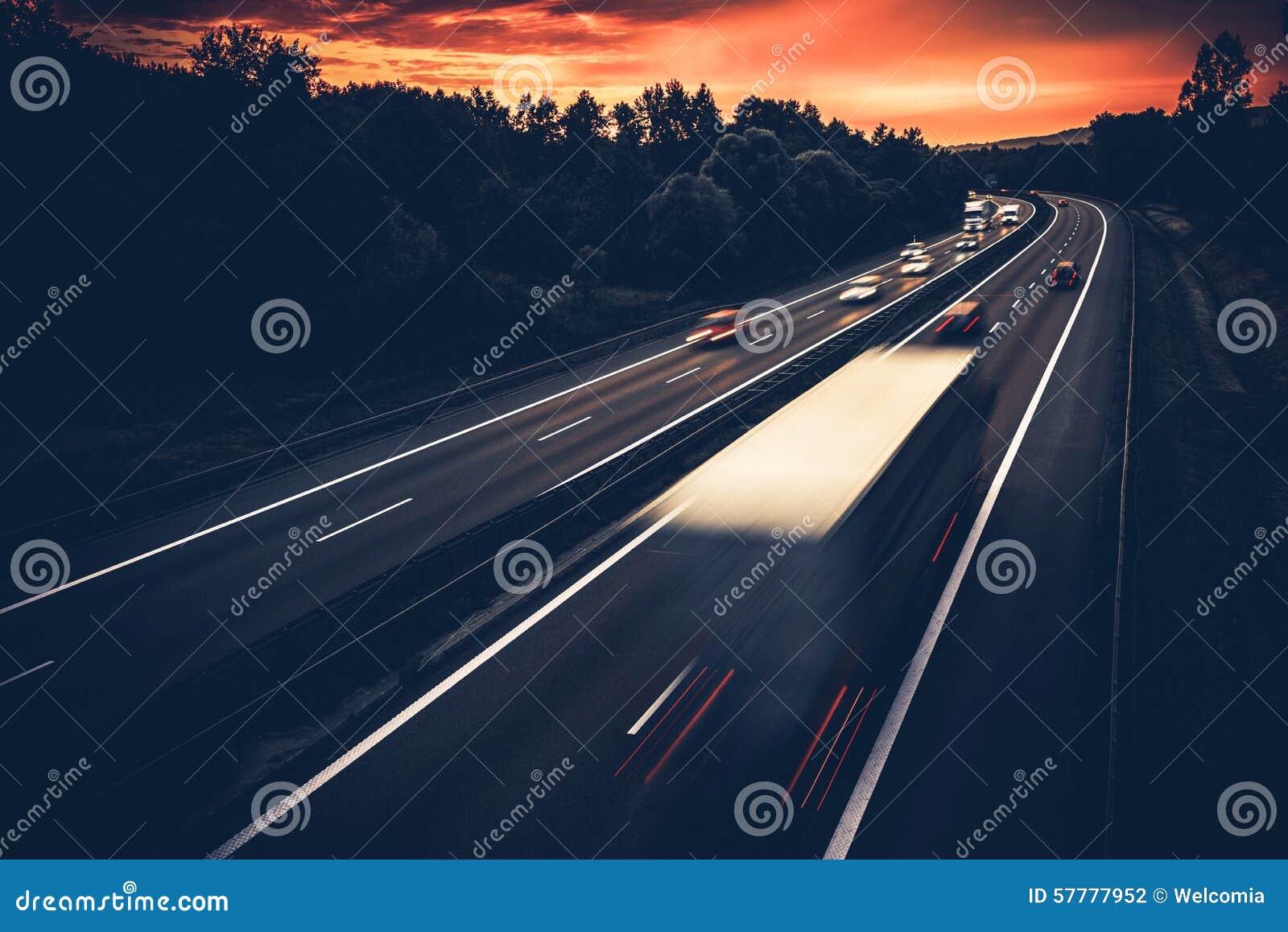 Europejski autostrada system