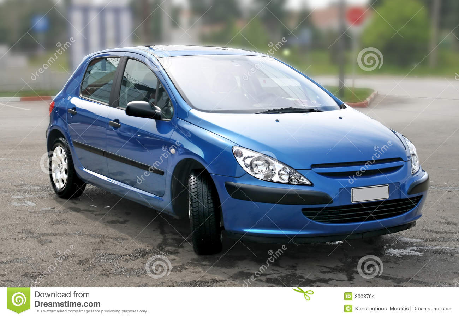 Europejskich samochodów