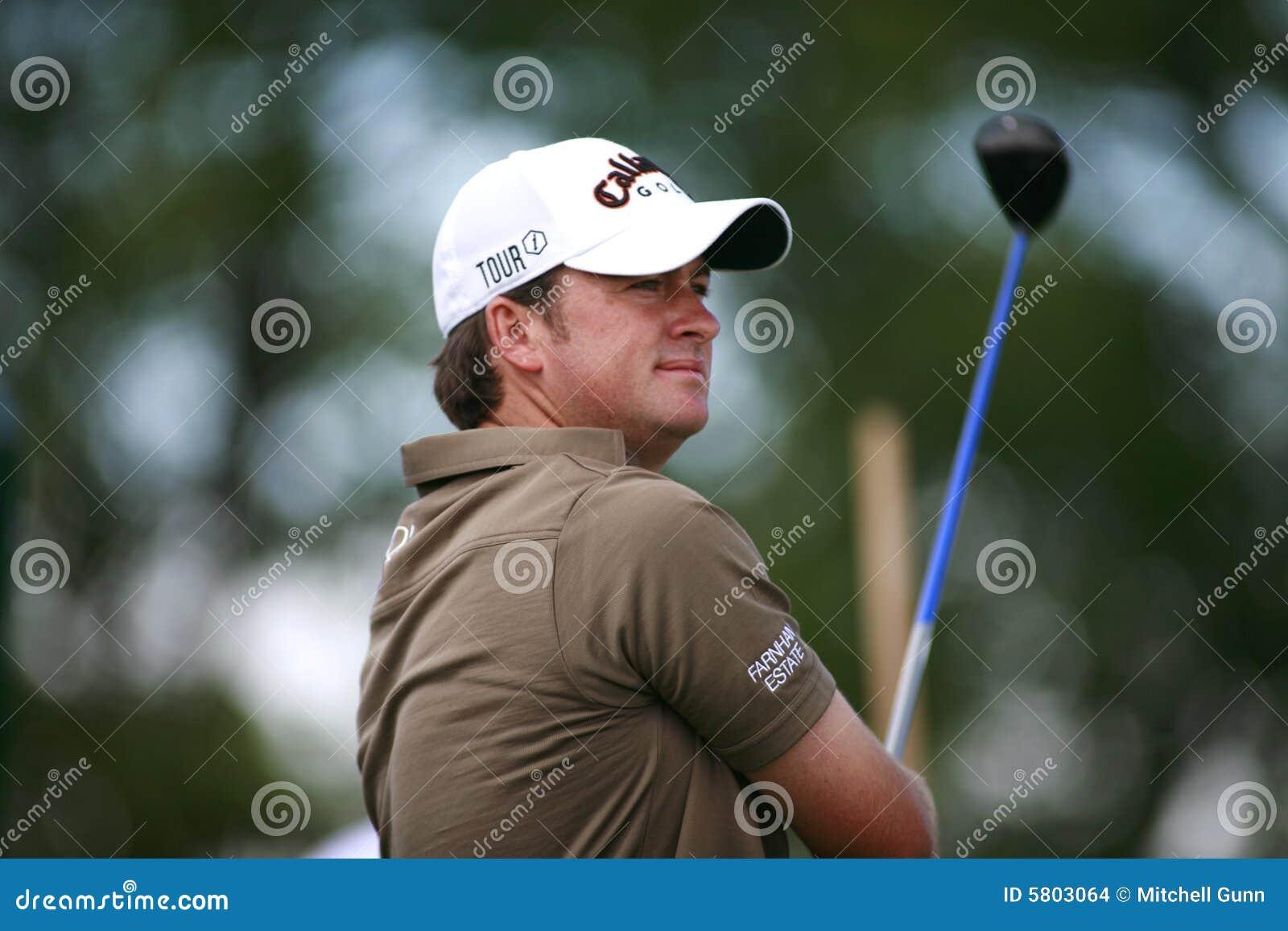 Europeo de PGA abierto en la ceniza Kent del club de golf de Londres