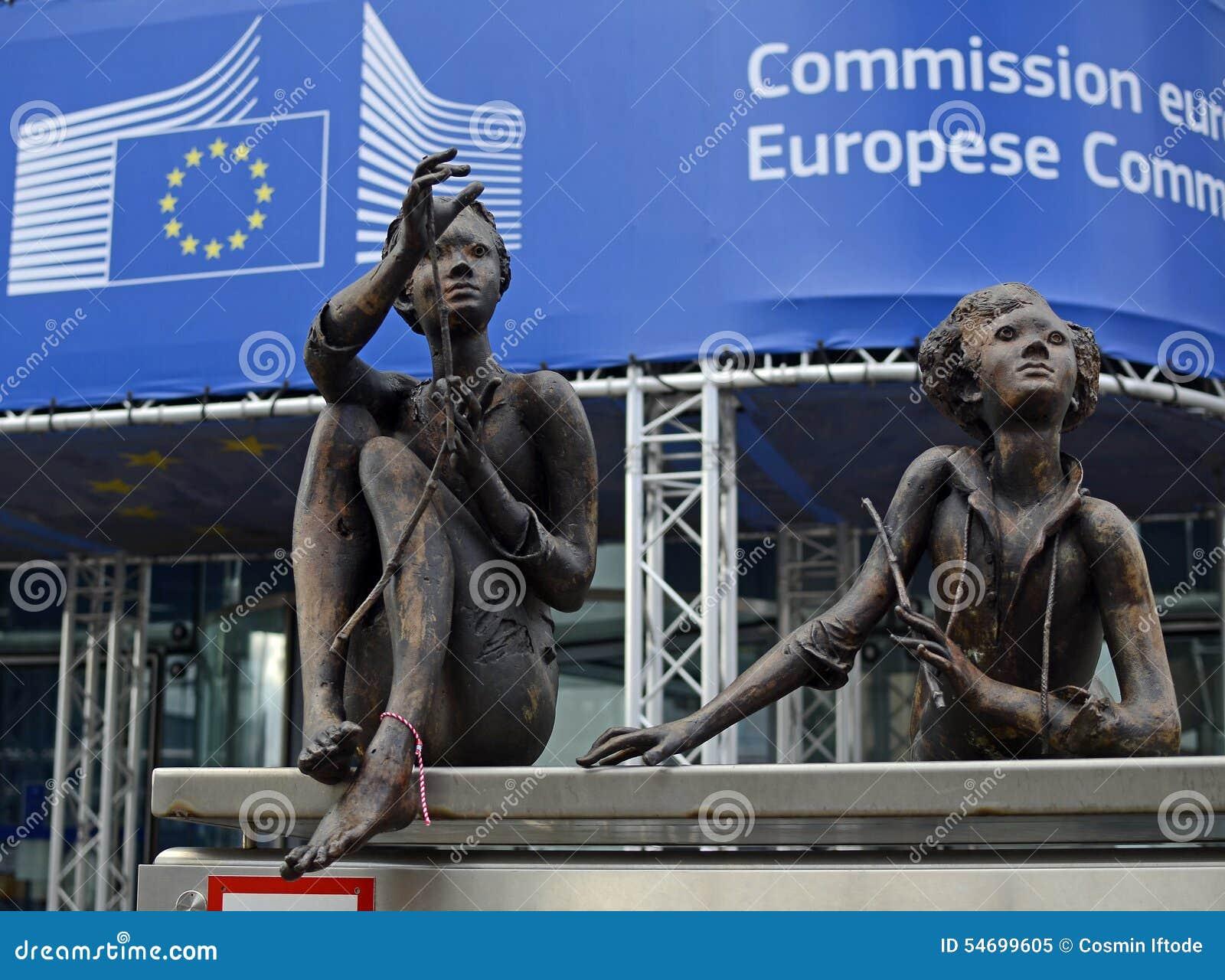 Europese Unie - de Europese Commissie