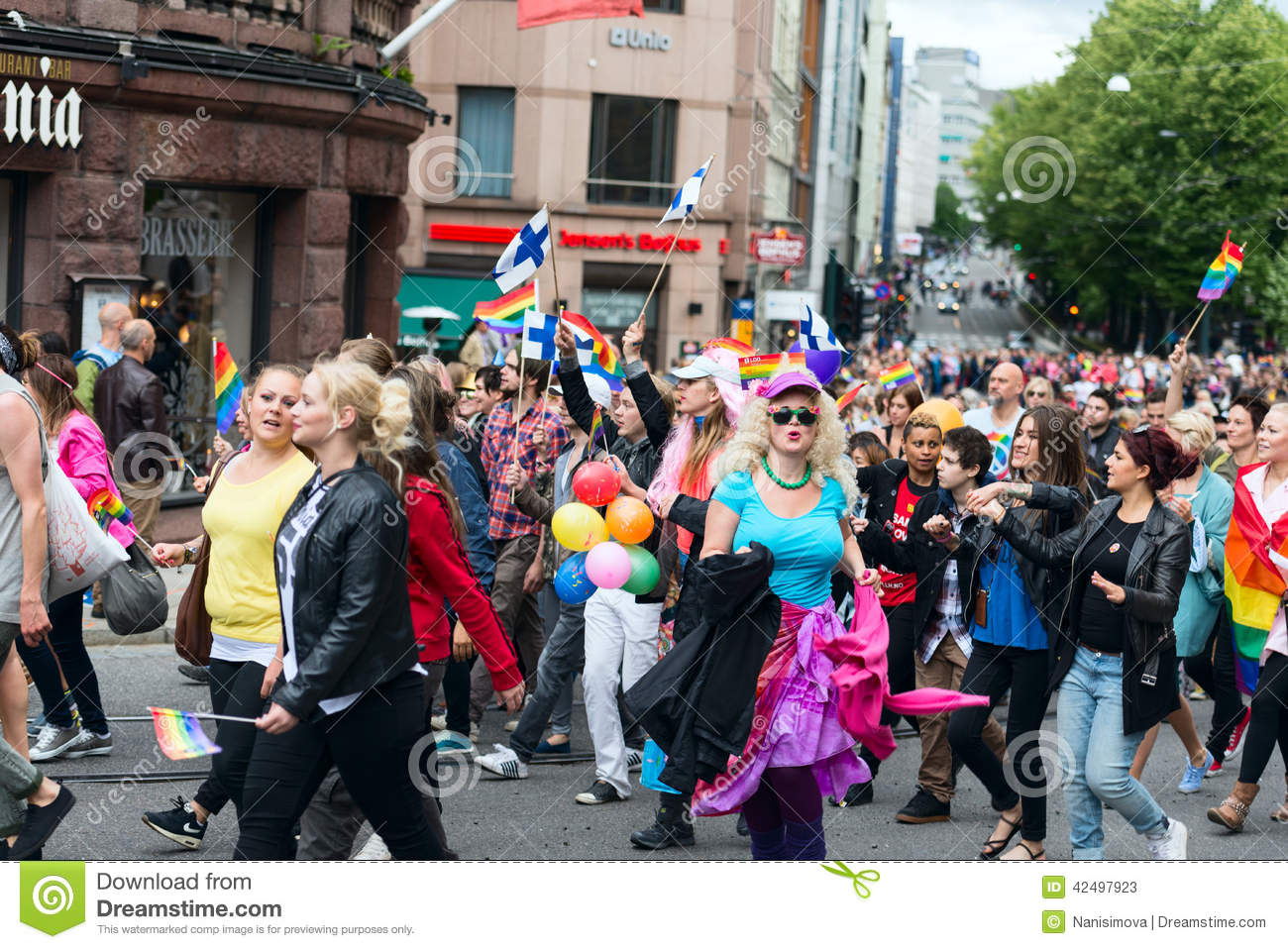 gay pride fr myspace