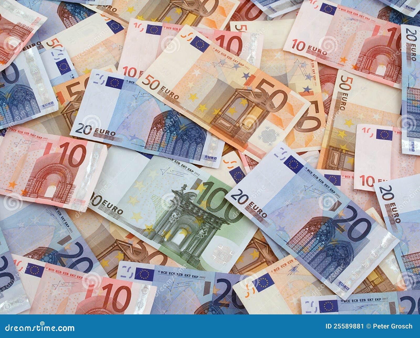 Sell euros